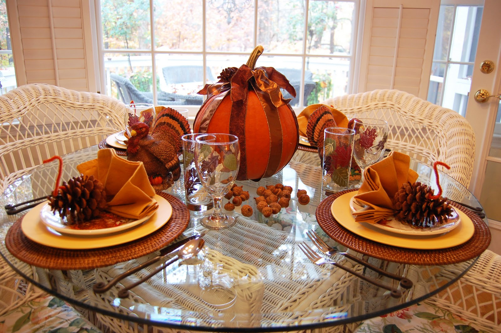 Remarkable 6 Ideas To Decorate On Thanksgiving Day Download Free Architecture Designs Sospemadebymaigaardcom