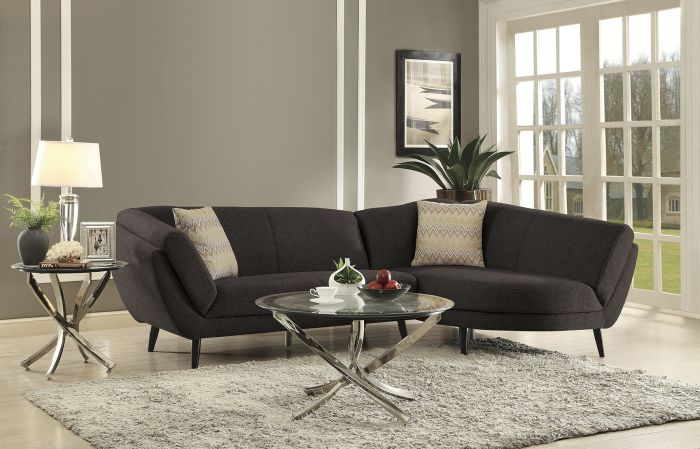 500463 Coaster Furniture Sectional Sofa Lyns Furniture Miami -