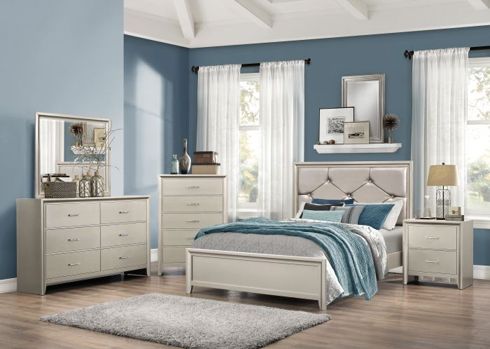 Phenomenal 205181Q Coaster Furniture Bedroom Set Lyns Furniture Miami Download Free Architecture Designs Photstoregrimeyleaguecom