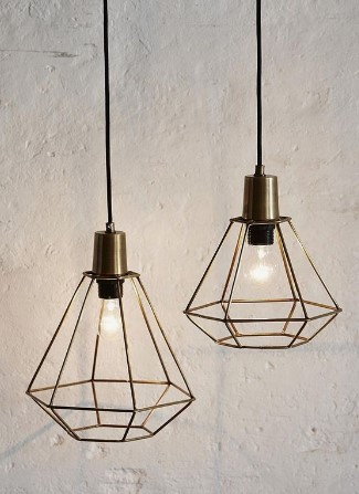 Geometric - Pendant Lamp
