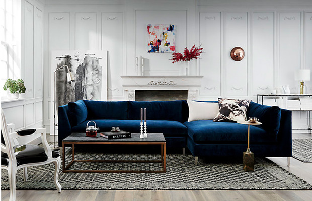 Living Room Style Decoration -