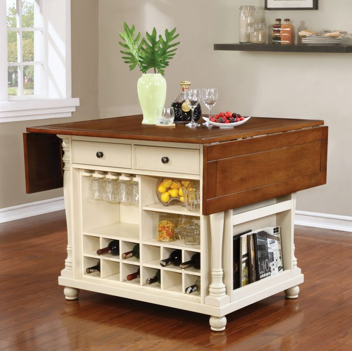 Kitchen-Island-Lyns-Furniture-Small-Spaces
