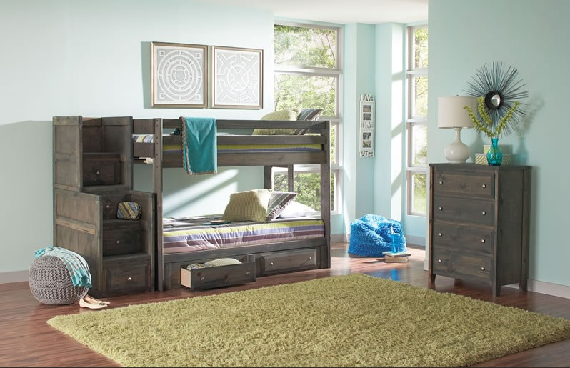 Bunk Bed - Youth Bedrooms
