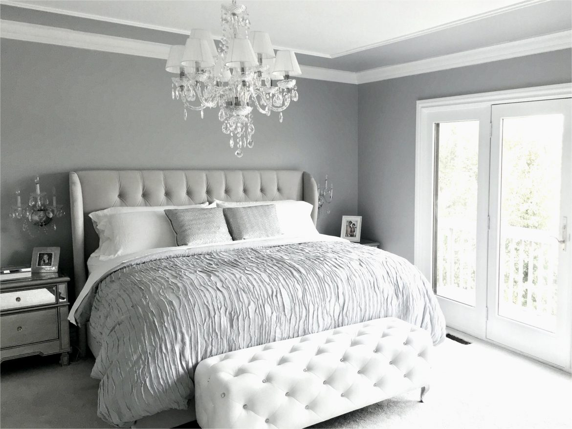 Gray decoration.